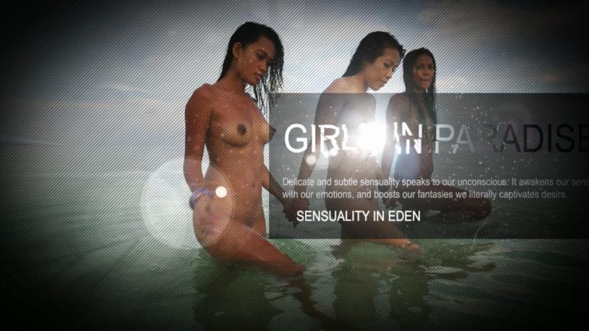 2013: 'Girls in Paradise'